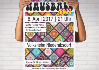 Hausball2017
