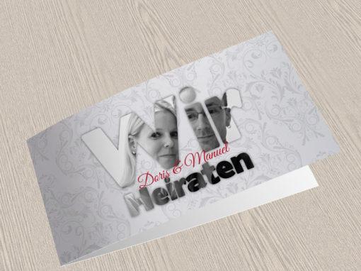 Hochzeitskarte 11