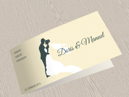 Hochzeitskarte 4
