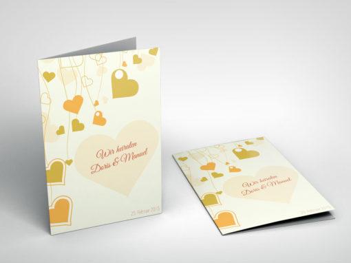 Hochzeitskarte 18