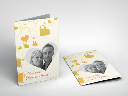Hochzeitskarte 19