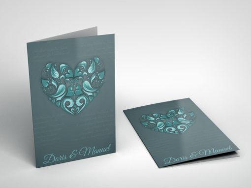 Hochzeitskarte 21